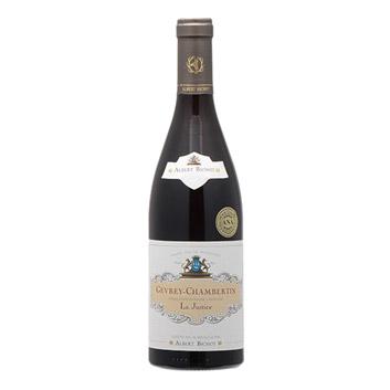 <アルベール・ビショー>ジュヴレ・シャンベルタン・ラ・ジュスティス【2015】(赤ワイン)