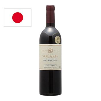 <マンズワイン>ソラリス信州千曲川産メルロ【2016】(赤ワイン)