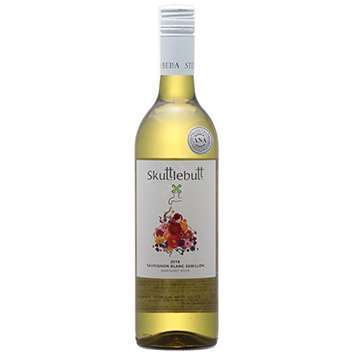 <ステラ・ベラ>スカットルバット・ソーヴィニヨン・ブラン・セミヨン【2018】(白ワイン)