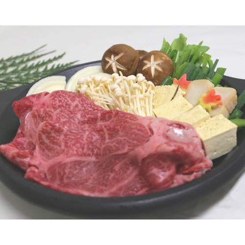 京料理【美濃吉】京丹波平井牛のすきやき 2人前