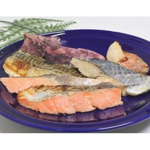 京料理【美濃吉】西京焼鮮魚食べ比べ6種セット