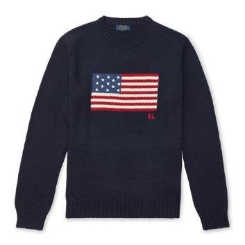 <ラルフ ローレン>フラッグセーター