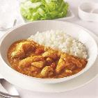<ANA国際線ファーストクラスのカレー>阿波尾鶏とマッシュルームのカレー6個