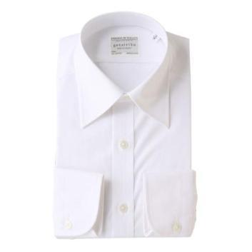 <五大陸>【形態安定】PREMIUMPLEATS ドレスシャツ / 無地