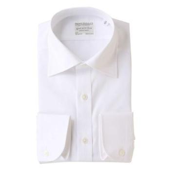 <五大陸>【形態安定】PREMIUMPLEATS ドレスシャツ / 無地 セミワイド