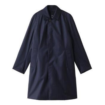 <五大陸>【撥水】【ADS】MONTE BIANCO ヘリンボーン ステンカラーコート