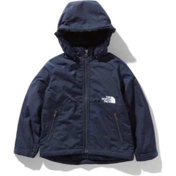 <ザ・ノース・フェイス>【キッズ】【撥水】コンパクトノマドジャケット