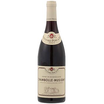 【数量限定プレゼント付】<ブシャールP&F>シャンボール・ミュジニー【2015】(赤ワイン)