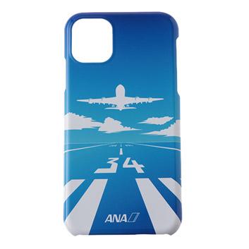 <ANAオリジナル>iPhoneケース A380青空