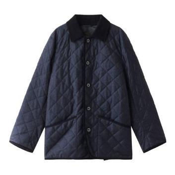 <マッキントッシュ ロンドン>【WATSON】 【吸湿発熱】ウールキルティングジャケット