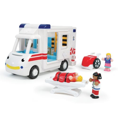 <WOW Toys>救急車のロビン
