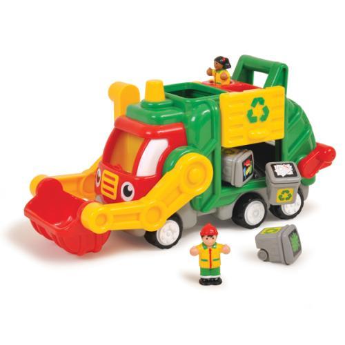 <WOW Toys>ゴミ収集車のフレッド