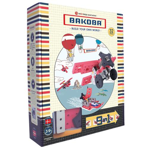 <BAKOBA(バコバ)>Building Box3 ビルディングボックス3
