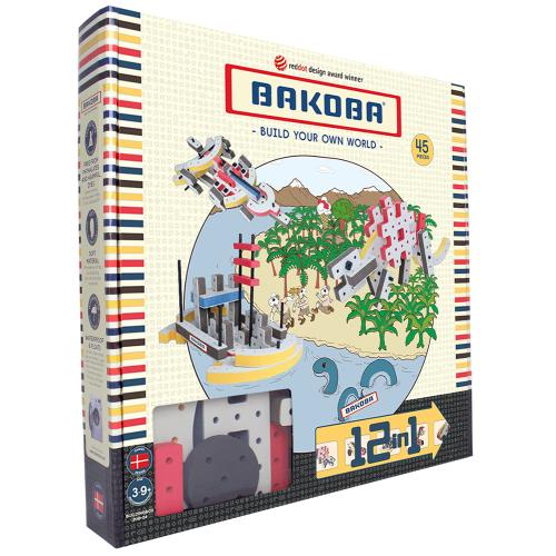 <BAKOBA(バコバ)>Building Box4 ビルディングボックス4