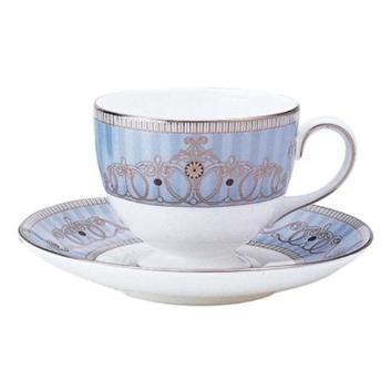<ウェッジウッド>【アレクサンドラ】ティーカップ&ソーサー (リー)