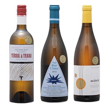 【送料無料】2019年度機内ワイン ファーストクラス白ワイン3本セット