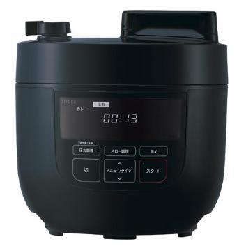 <シロカ>電気圧力鍋 4L  SP-4D171
