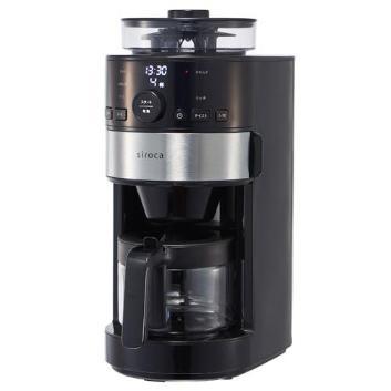<シロカ>コーン式コーヒーメーカー SC-C111