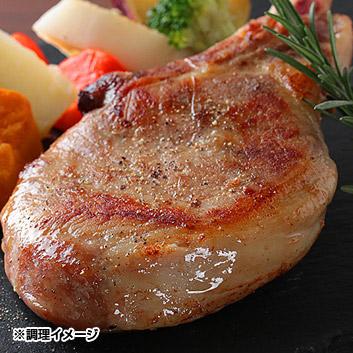 トマホークポーク 骨付き肉のコンフィ