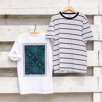 <ANAオリジナル>レインスプーナー Tシャツ2枚組セット(ユニセックス)