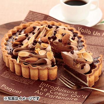【クリスマス用】<アルポルト>チョコレートナッツタルト
