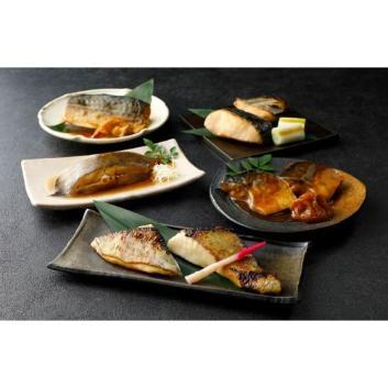 <ANA FINDELISH>ANA国際線の機内食に選ばれた魚料理詰め合わせ(5切)