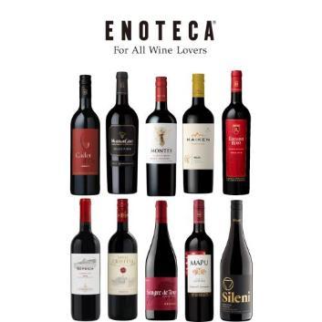 厳選ブランドで巡る世界のワイン10本セット(エノテカ)