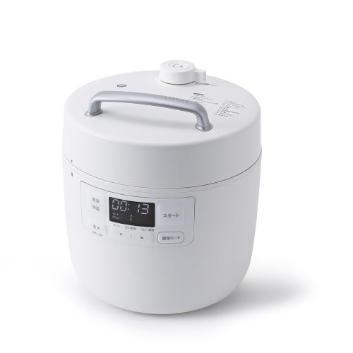 <シロカ>電気圧力鍋 おうちシェフ SP-2DF231(W)