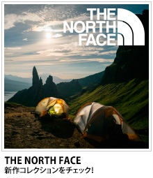 <THE NORTH FACE>ANA meets MEN'S CLUB MAGAZINE