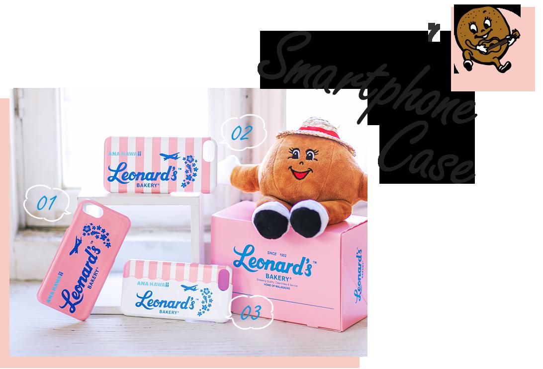 <ANAオリジナル>Leonard's for ANA iPhoneケース