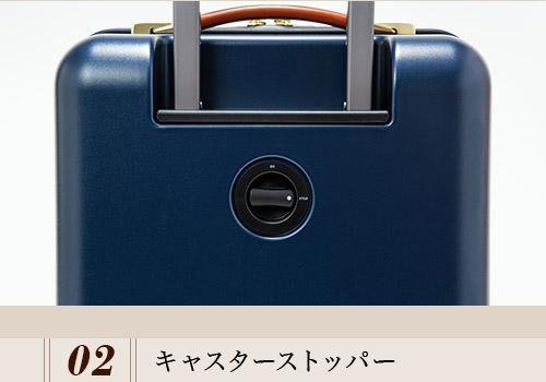 02 キャスターストッパー