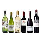 【送料無料】A-styleソムリエが選んだ、機内ワインも入ったスクリューキャップの高品質ワイン6本セット