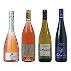 【送料無料】ANAショッピングソムリエが選んだ春に飲みたいワイン4本セット