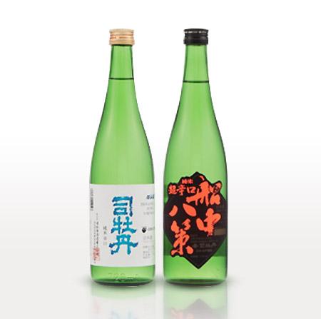 【AMCアプリ先行販売】★ANAオリジナル枡付き★<司牡丹>ANA機内搭載日本酒セット