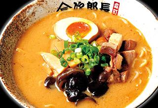 <函館 次郎長>味噌ラーメン 6食入り