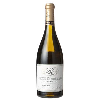<ルシアン・ル・モワンヌ><br />コルトン・シャルルマーニュ・グランクリュ【2013】(白ワイン)