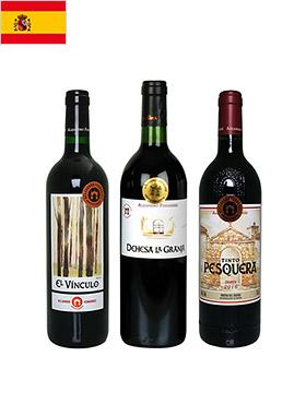 【送料無料】A-styleソムリエが選んだ、アレハンドロ・フェルナンデスのテンプラニーリョ飲み比べセット