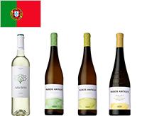 【送料無料】A-styleソムリエが選んだ、ポルトガル緑のワインヴィーニョ・ヴェルデ4本セット