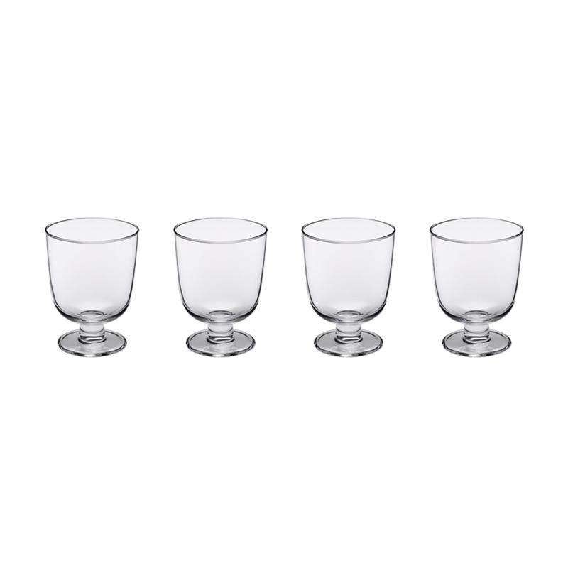 <イッタラ>【レンピ】グラス 4点セット 10,000マイル
