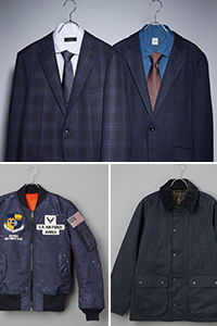 今年のジャケット&ブルゾンは、これで決まり!